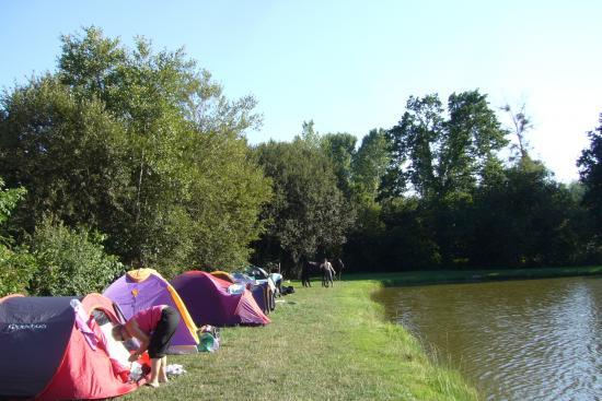 camp de manouche